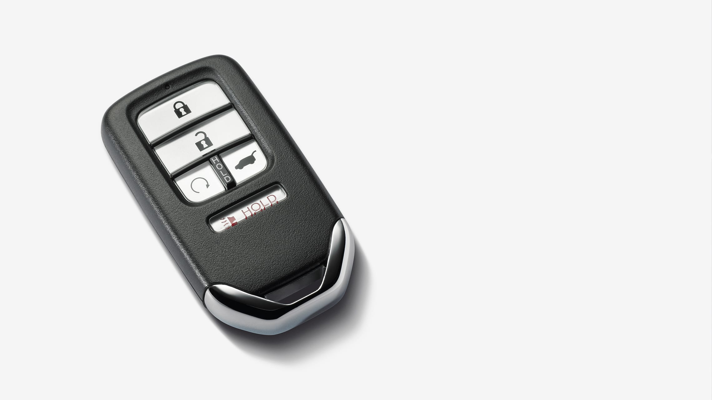 2019 Honda CR-V key fob with Smart Entry feature.